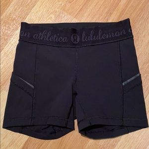 Lululemon What The Sport Short - Size 2